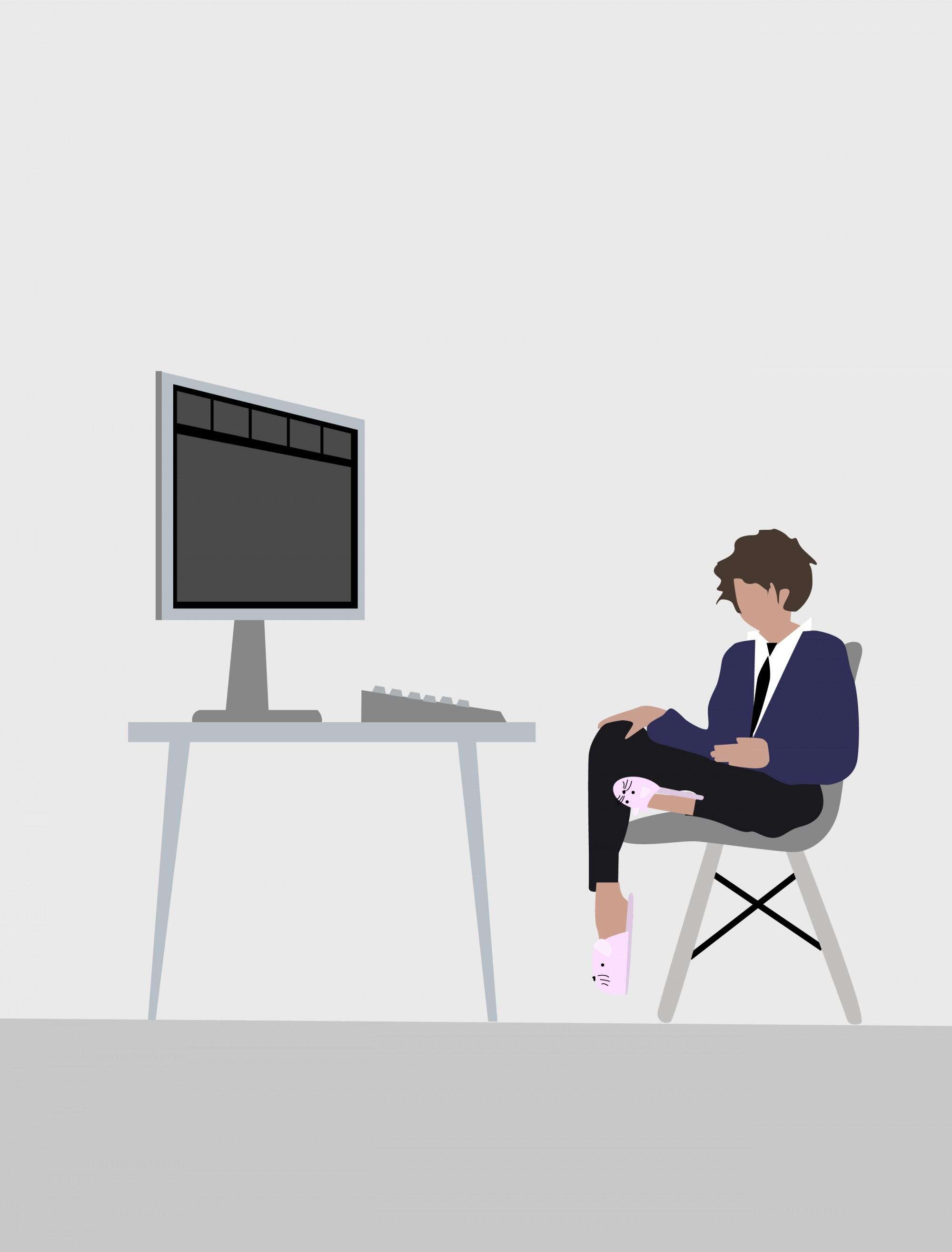 """Vom Traum des digitalen Lernens zur """"Zwangszoomerei""""?"""